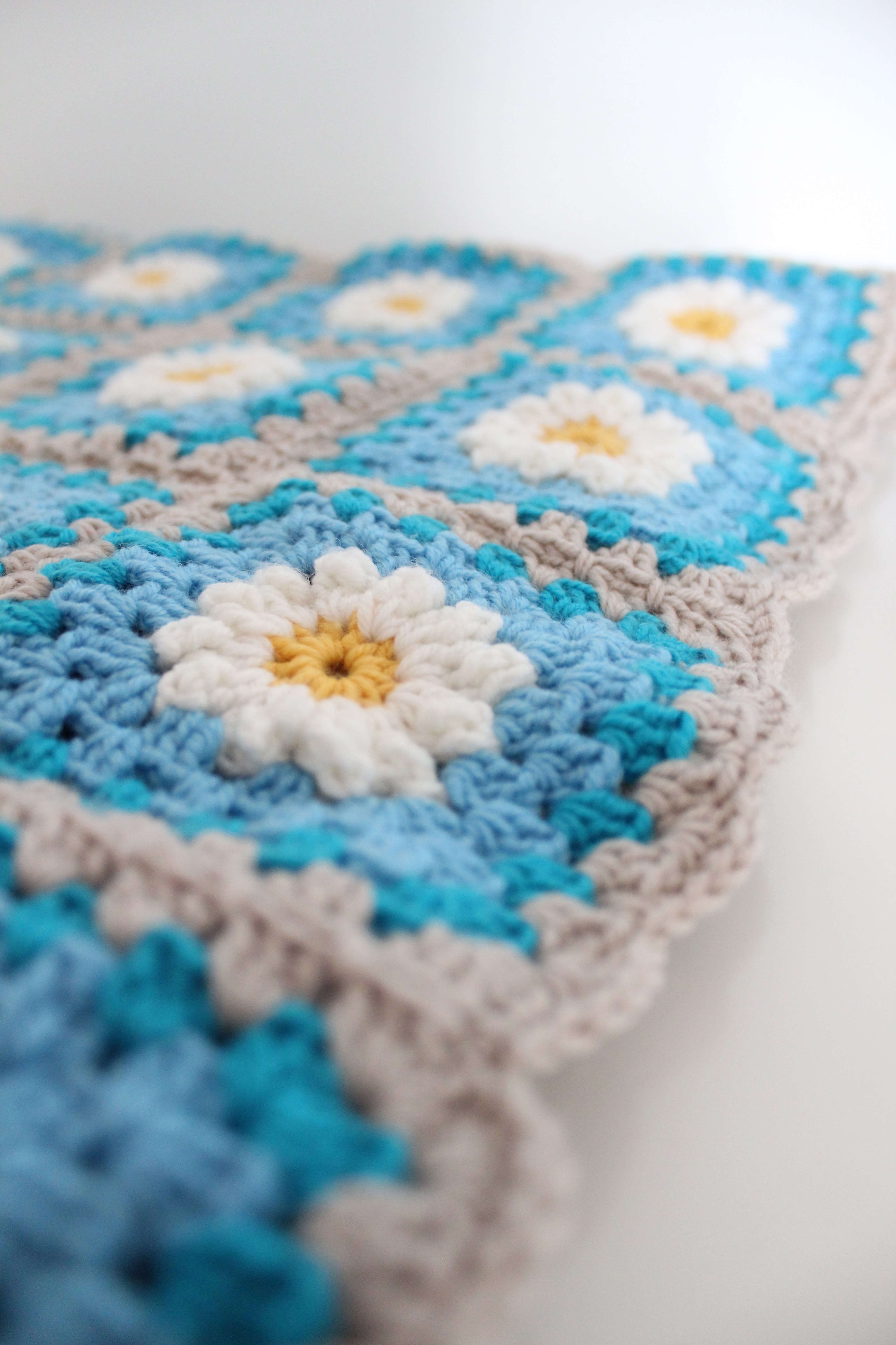 Granny Square – sweet times