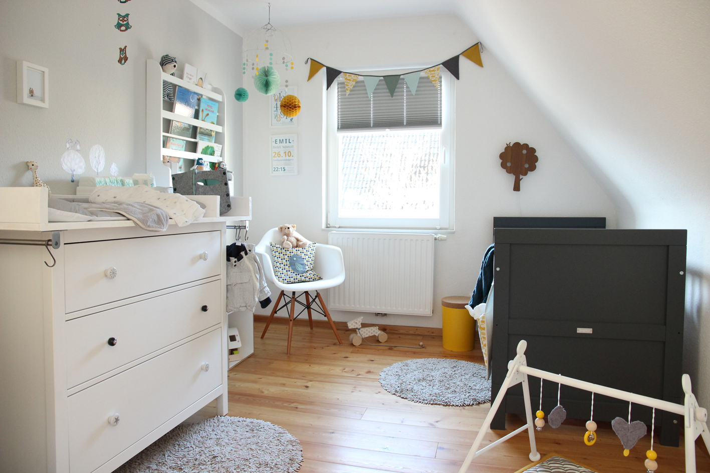 Einrichtung babyzimmer junge – midir